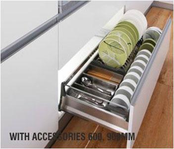 Modular Kitchen Accessories Manufacturer In Delhi Gvi